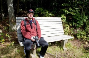 Chris Hack @ Algonquin park